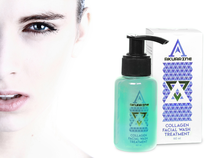Akuarine Face and Body Wash